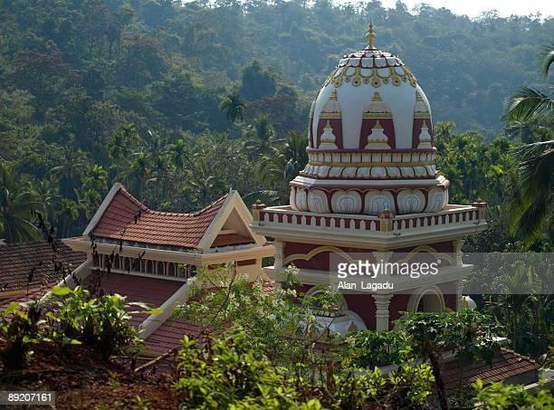 Agonda,goa,India,Hindu temple