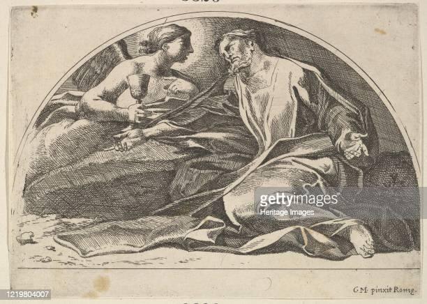 Agony in the Garden 16801743 After Carlo Maratti Artist Robert van Audenaerde