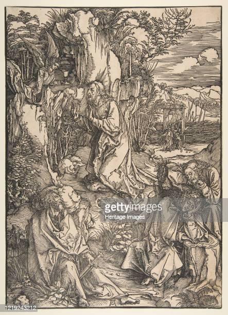 Agony in the Gardennd Artist Albrecht Durer