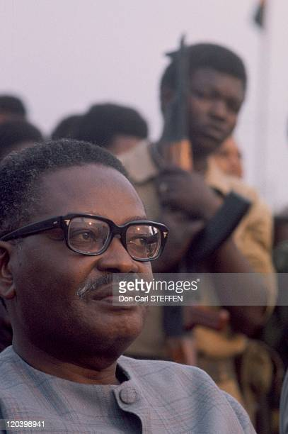 Agostinho Neto in Angola Agotinho NETO leads the MPLA and became the first President of the Republic of Angola in 1975 He died in 1979