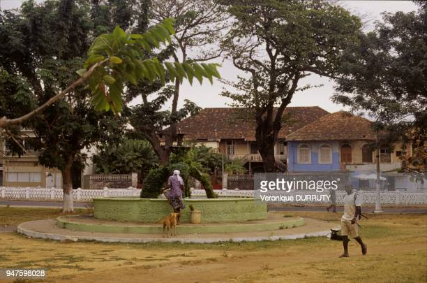 Agostinho Neto roca is the largest plantation in the country It included houses gardens churches ans even an hospital Sao Tome And Principe