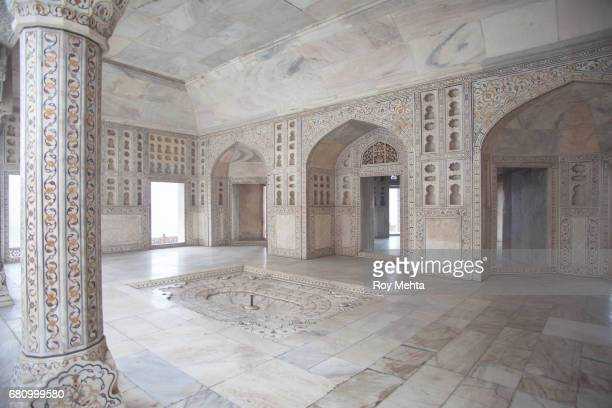 agra fort - palace stock pictures, royalty-free photos & images