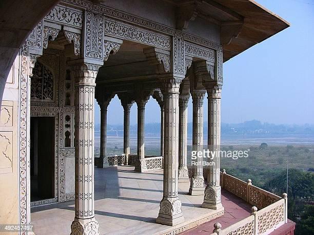CONTENT] Agra im Roten Fort Aussicht