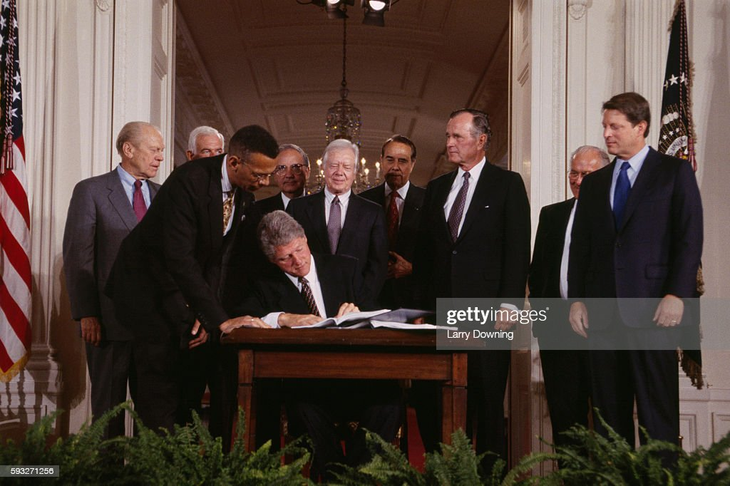 UNS: 1st January 1994: 25 Years Since NAFTA Signed