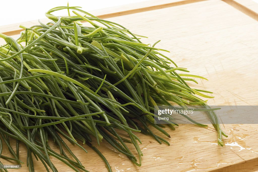 Agretti : Foto stock