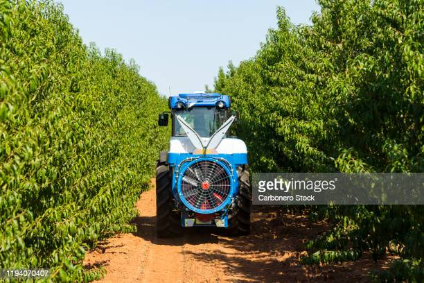 agricultural atomizer 02 - agricultural activity stock pictures, royalty-free photos & images