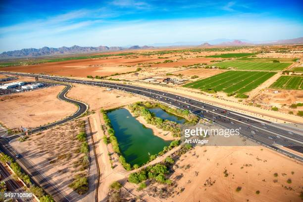 Agricultural Region in Phoenix Arizona