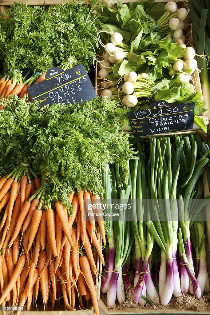 Agriculture biologique : Stock Photo