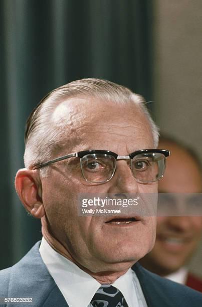 Agriculture Secretary Earl Butz