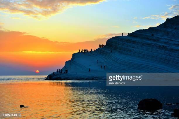 agrigento sicily italy - sicilia fotografías e imágenes de stock