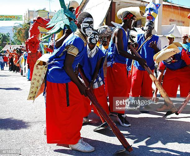 agro revellers - creole culture stock pictures, royalty-free photos & images