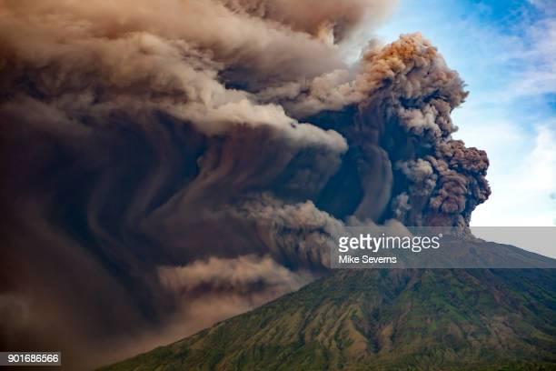 Agung Volcano