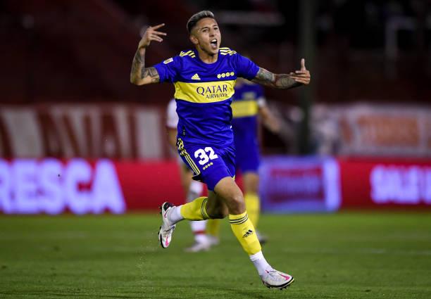 ARG: Huracan v Boca Juniors - Torneo Liga Profesional 2021
