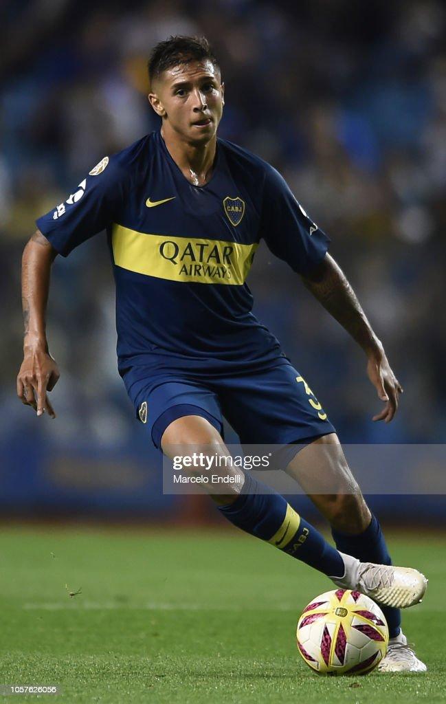Boca Juniors v Tigre - Superliga 2018/19 : Foto di attualità