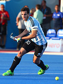 agustin bugallo argentina during mens hockey