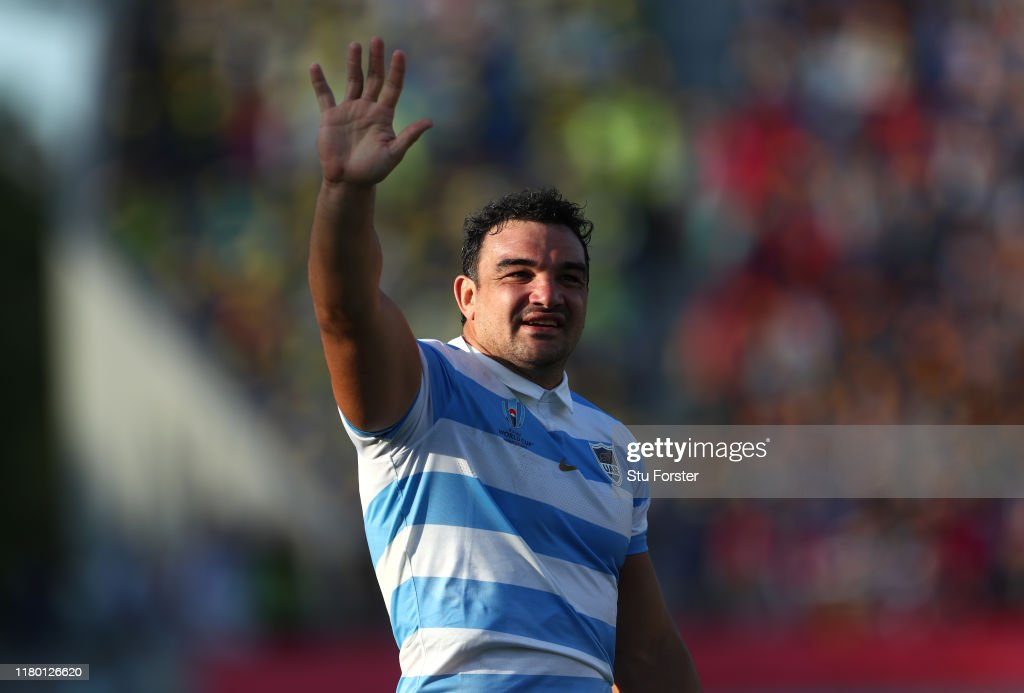Argentina v USA - Rugby World Cup 2019: Group C : News Photo