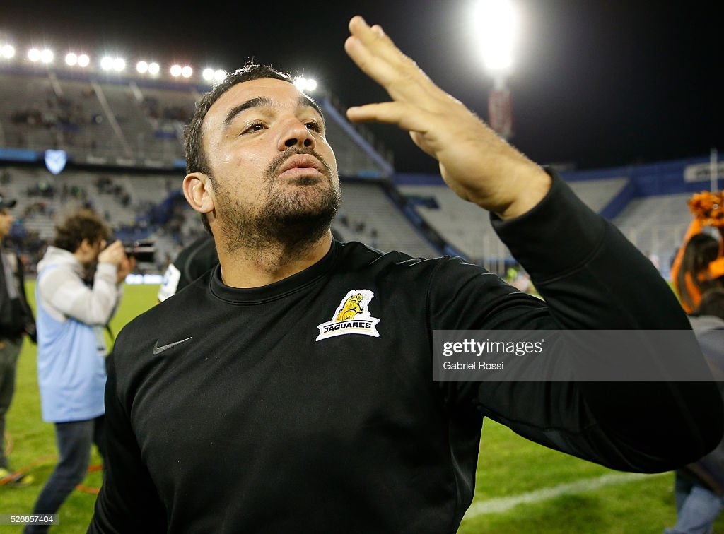 Jaguares v Kings - Super Rugby 2016 : News Photo