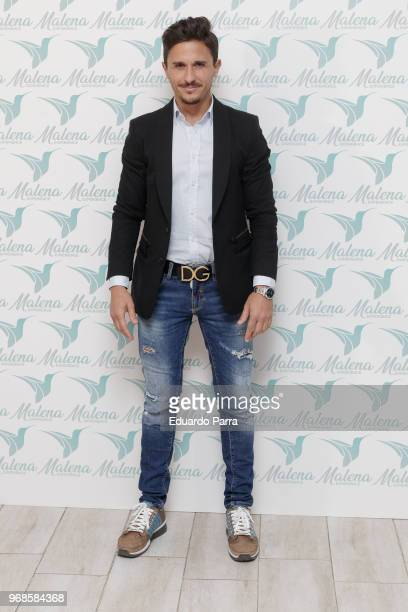 Agustin Etienne attends the 'Malena experience' photocall at Malena space on June 6 2018 in Madrid Spain