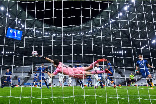 FRA: Olympique de Marseille v FC Porto: Group C - UEFA Champions League