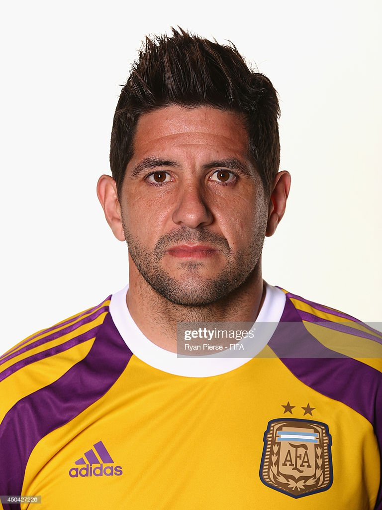Argentina Portraits - 2014 FIFA World Cup Brazil