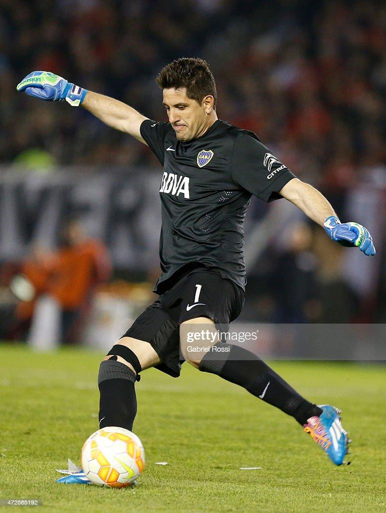 River Plate v Boca Juniors - Copa Bridgestone Libertadores 2015