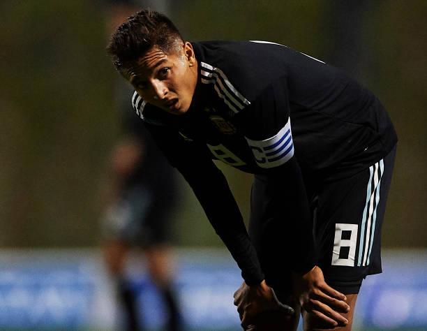Argentina U20 v Japan U20 - International Friendly