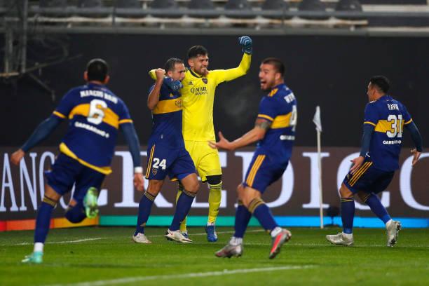 ARG: Boca Juniors v River Plate - Copa Argentina 2021