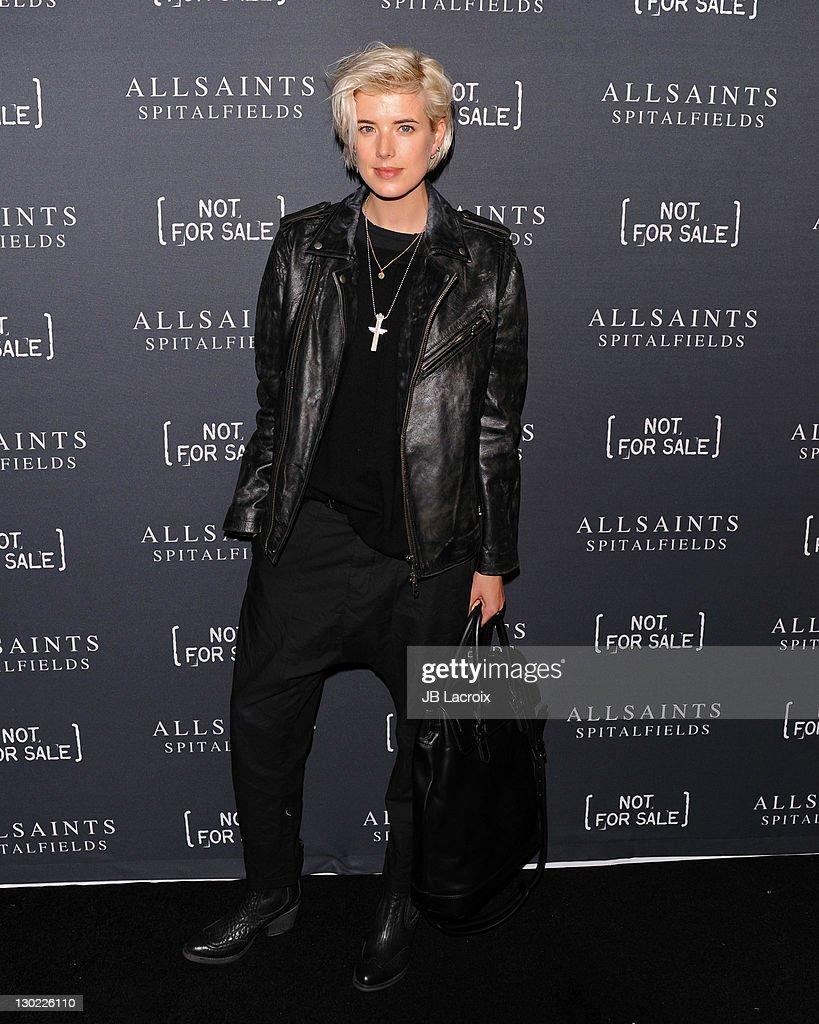 AllSaints Film Launch