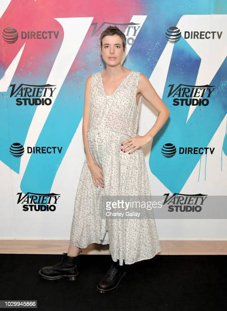 Agyness Deyn stops by DIRECTV House presented by AT&T during Toronto International Film Festival 2018 at Momofuku Toronto on on September 9, 2018 in...