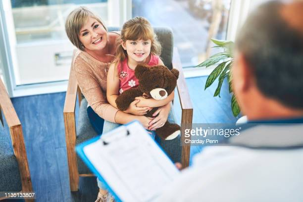 ah, it's my favourite family - mama bear stock photos and pictures