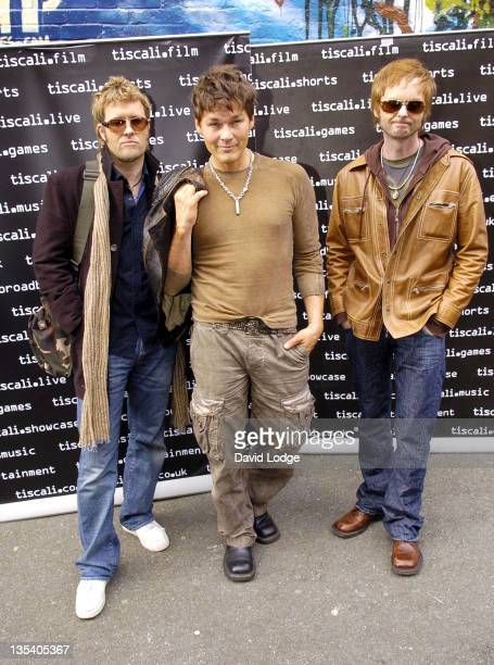 AHa during 'Tiscali Secret Sessions' at Cargo in London April 3 2006 at Cargo in London Great Britain