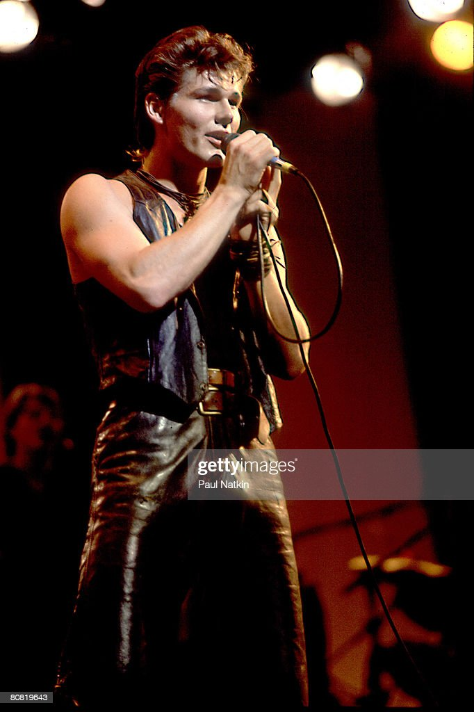 A-Ha in Concert - January 21, 1986 : News Photo