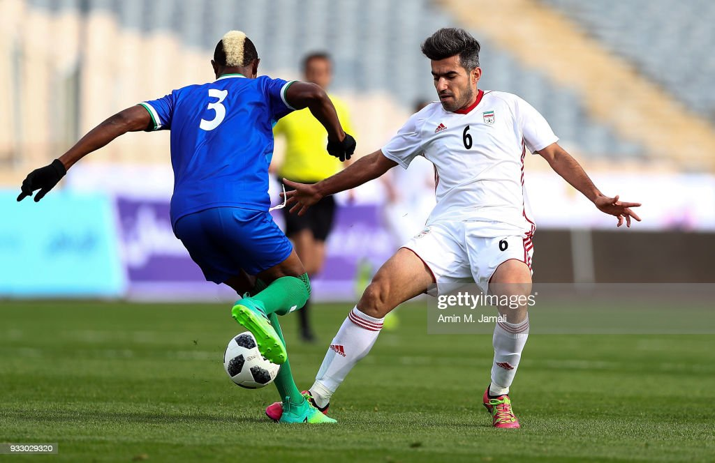 Iran v Sierra Leone - International Friendly