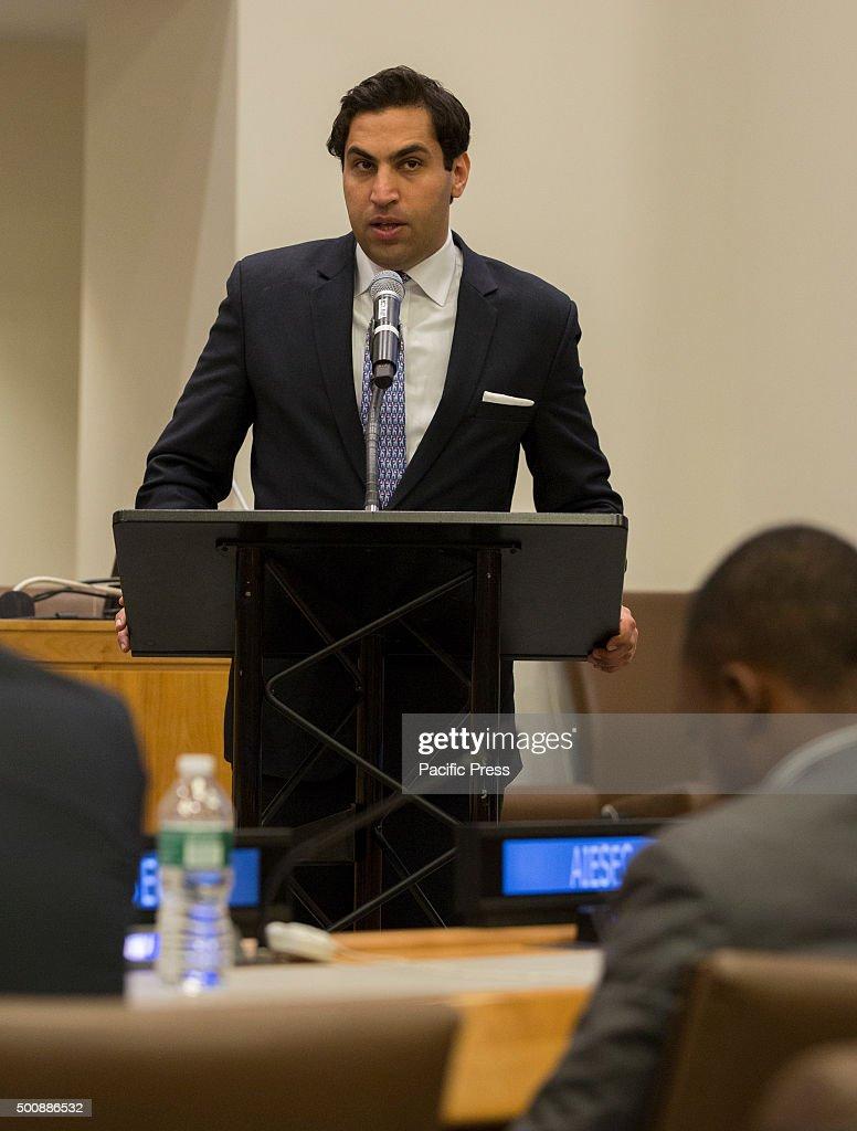 Ahmad Alhendawi ahmad alhendawi, united nations secretary-general's envoy on