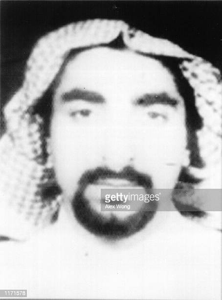 Ahmad Ibrahim AlMughassil a suspected terrorist is shown in this photo released by the FBI October 10 2001 in Washington DC AlMughassil has been...