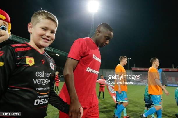 Ahmad Mendes Moreira of Excelsior Rotterdam during the Dutch Keuken Kampioen Divisie match between Excelsior v FC Volendam at the Van Donge & De Roo...
