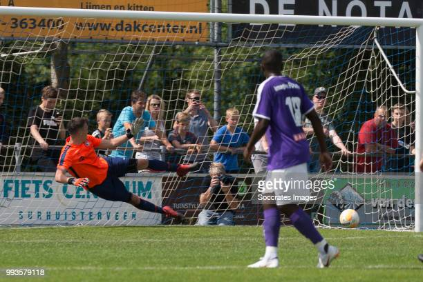 Ahmad Mendes Moreira of FC Groningen during the Club Friendly match between vv 't Fean '58 v FC Groningen at the Sportpark It Ketting on July 7 2018...
