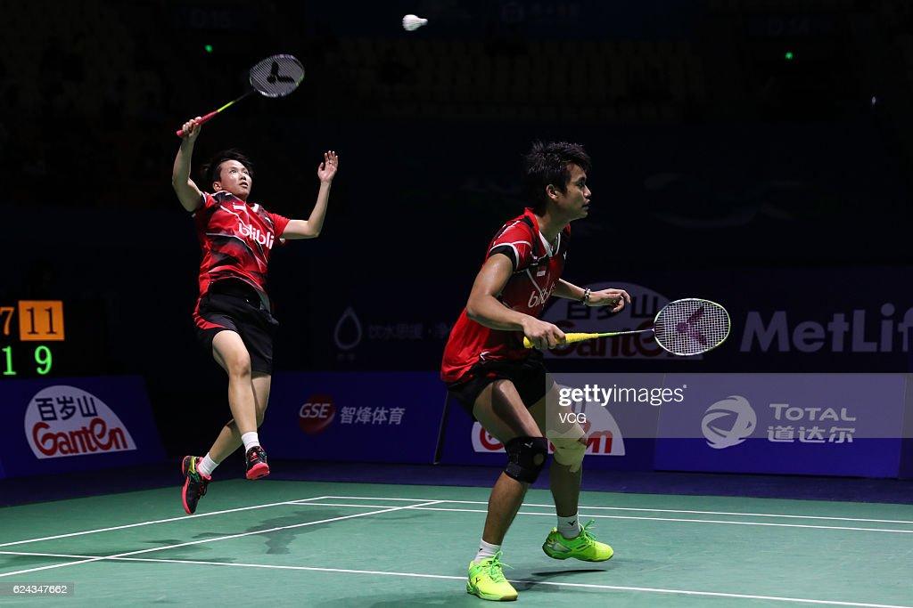 BWF Thaihot China Open 2016 - Day 5