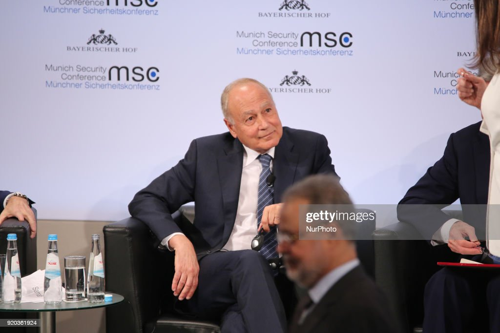 Munich Security Conference 2018