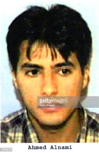 Ahmed Alnami one of the suspected hijackers of United Airlines that crashed in rural southwest Pennsylvania on September 11 2001 during a terror...