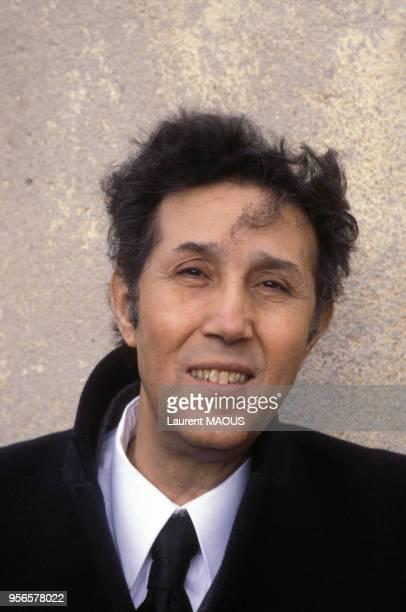 Ahmed Ben Bella en octobre 1980 en Algérie