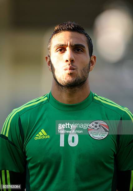 Ahmed El Shenawy of Egypt