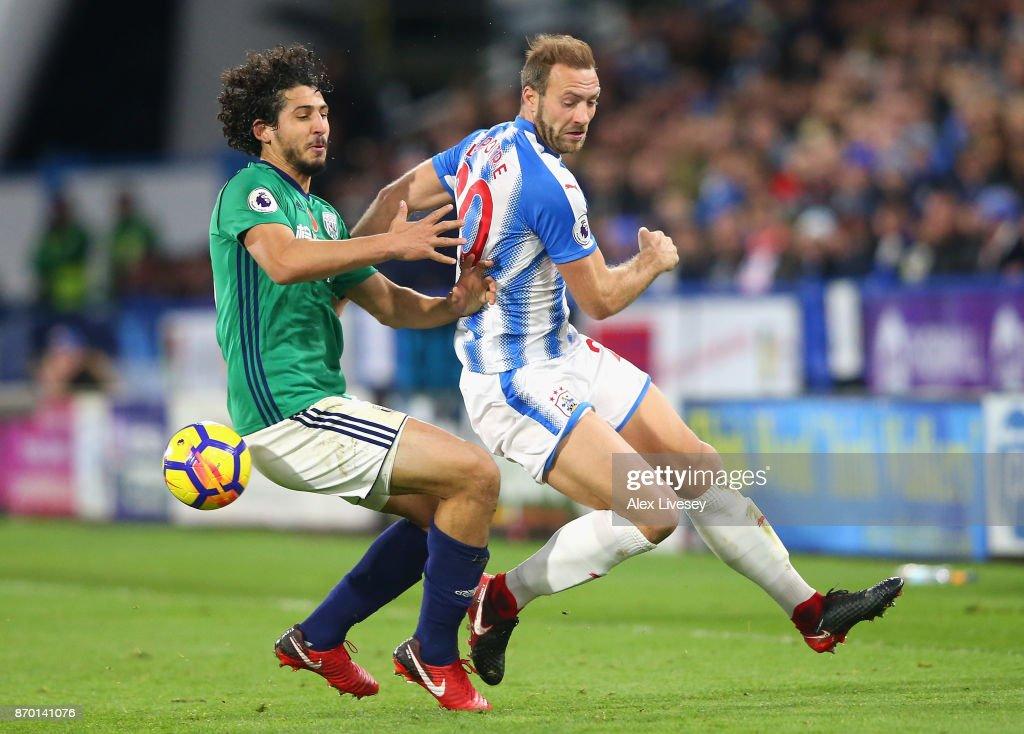 Huddersfield Town v West Bromwich Albion - Premier League