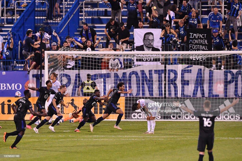 FC Cincinnati v CF Montreal : News Photo