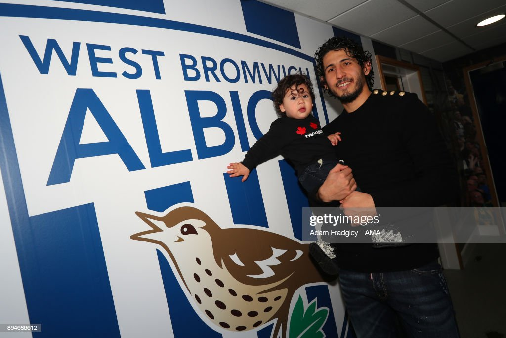 West Bromwich Albion Sign Ahmed Hegazi on a Permanent Contract