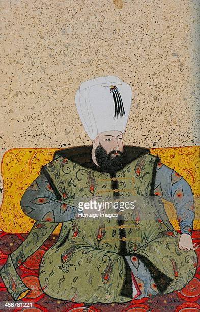 Ahmed I Sultan of the Ottoman Empire ca 1705 Artist Levni Abdulcelil
