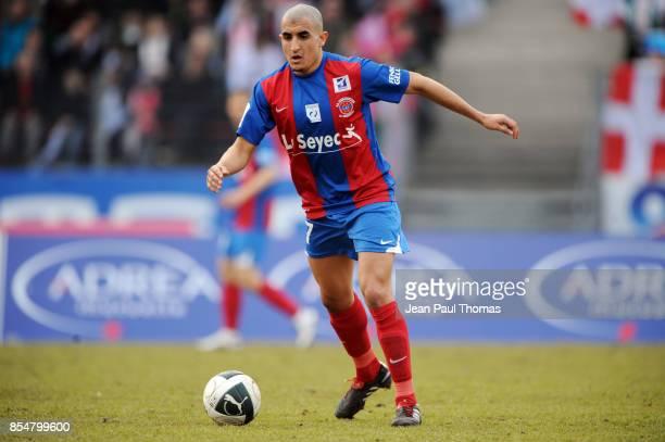 Ahmed KASHI Evian Thonon Gaillard / Chateauroux 23eme journee de Ligue 2 Annecy