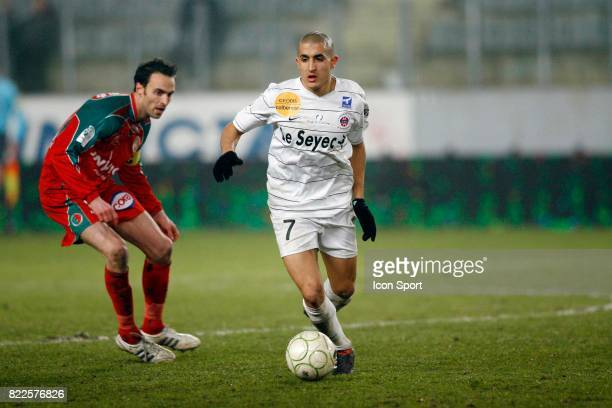 Ahmed KASHI Sedan / Chateauroux 20eme journee de Ligue2