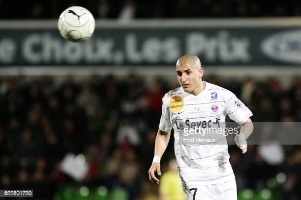 Ahmed KASHI Metz / Chateauroux 30e journee Ligue 2