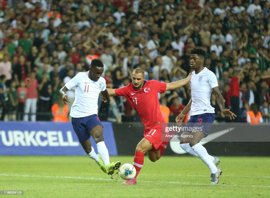 Turkey v England: 2021 UEFA U21 European Championship Qualifying : News Photo